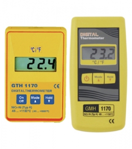 GTH1170/GMH1170 K熱電対温度計