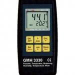 GMH3330/3350 温湿度・流量測定器