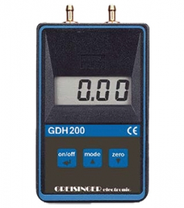 GDH200シリーズ ポケット差圧計