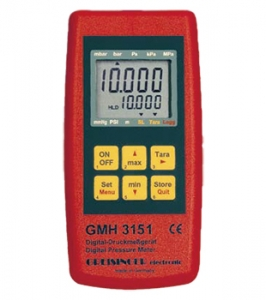 GMH3151/3151-ex/3156/3156-ex ロガー付圧力計