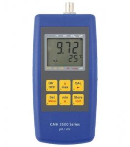 GMH3511/3531/3551 pH・ORP・温度計