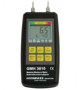 GMH3810 水分計(木材、建材、紙、繊維)