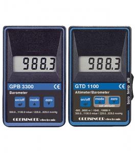 GPB3300/GTD1100 大気圧計