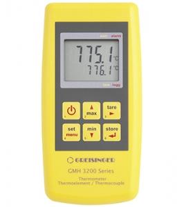 GMH3221/3231/3251 高精度熱電対温度計
