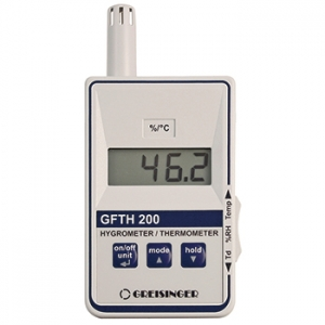 GFTH200 露点演算付き温湿度計