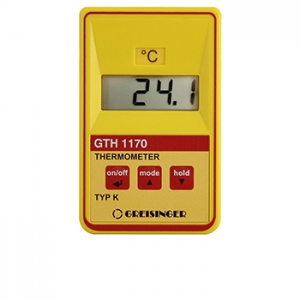 GTH1170 K熱電対温度計