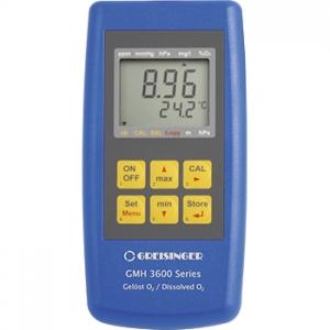GMH3611/3651 溶存酸素計