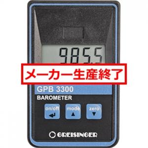 GPB3300 コンパクト大気圧計